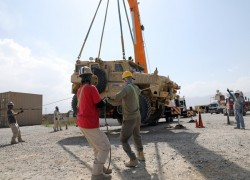 Troop levels are down, but US says over 18,000 contractors remain in Afghanistan