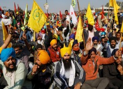 India's protesting farmers aren't going anywhere