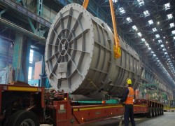Russia shipping nuclear power plant equipment to Bangladesh