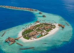 This new Maldives private island costs Rs 58 lakh per night