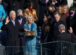 Biden inaugurated as the 46th President amid a cascade of crises