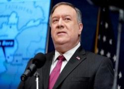 CHINA SANCTIONS POMPEO, OTHER TRUMP ADMINISTRATION OFFICIALS