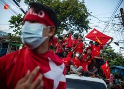 Myanmar military demands proof November election was fair