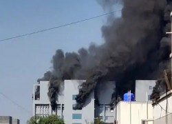 5 KILLED IN FIRE AT PUNE'S SERUM INSTITUTE'S MANJRI PLANT