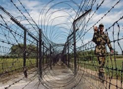 BSF DETAINS BANGLADESHI ALONG NAOGAON BORDER