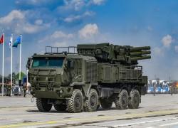Myanmar orders Russian Pantsir-S1 air defense system
