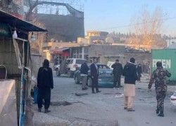 ITALIAN EMBASSY VEHICLE HIT BY IED IN KABUL