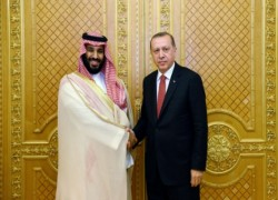 Turkey, Saudi Arabia eye improved ties after Gulf crisis ends