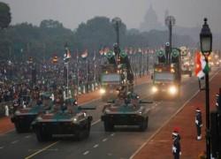 'SHONO EKTI MUJIBORER THEKE' RESONATES ACROSS NEW DELHI'S RAJPATH