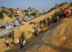 New warning system in Bangladesh to tackle rising landslide risk