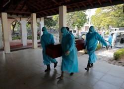 Sri Lanka's cremation of COVID dead a 'human rights violation'