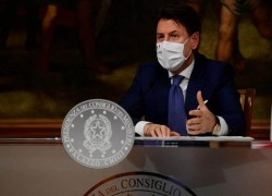 ITALIAN PM GIUSEPPE CONTE TO RESIGN AMID PANDEMIC CRITICISM
