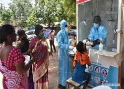 India could turn into virus 'base camp'