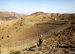 A big beautiful wall: Pakistan has fenced itself off from Afghanistan