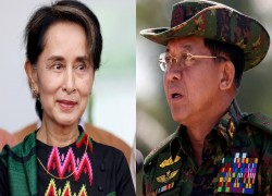 Myanmar military-Suu Kyi rift widens amid coup fears