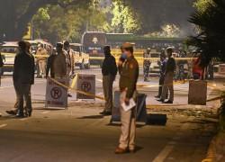 Blast outside Israeli embassy in New Delhi rattles Indian capital