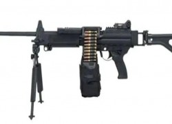 Indian Army gets 6,000 new Israeli LMGs