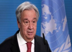 UN CHIEF URGES PAKISTAN, INDIA TO 'SERIOUSLY DISCUSS PROBLEMS'