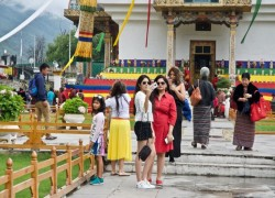In a first, Bhutan's approves tourism policy