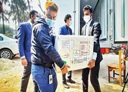 BANGLADESH COVID-19 VACCINE: 50 LAKH SHOTS SENT TO 61 DISTS