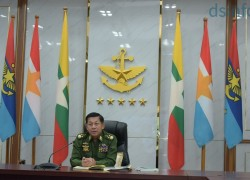Myanmar military seizes power