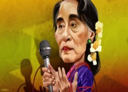 In Myanmar Suu Kyi and the West loses the round