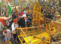 Indian farmers garner global attention over Delhi protests