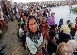 রোহিঙ্গা স্রোত ঠেকাতে সীমান্ত নিরাপত্তা নিশ্চিত করেছে বাংলাদেশ