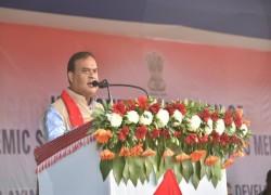 ONLY BANGLADESH CAN HELP CONGRESS GET 'TSUNAMI OF VOTES': ASSAM MINISTER