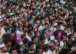 'Back empty-handed': Bangladeshis cut off from jobs abroad face rising poverty