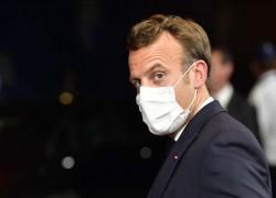 Macron: EU shouldn't gang up on China with US