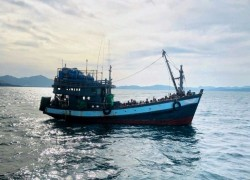 DOZENS OF ROHINGYA REFUGEES CAUGHT ARRIVING IN MALAYSIA