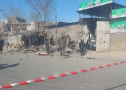 TWO CIVILIANS, ONE POLICEMAN KILLED IN KABUL BLASTS