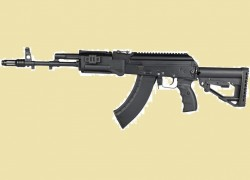 India looks to ink deal for Russian AK-203 assault rifles