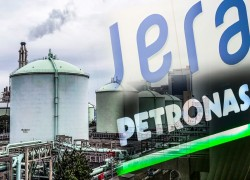 Japan's Jera to produce ammonia for power with Malaysia's Petronas
