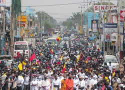 Tamils up the ante to put Lankan government in a spot