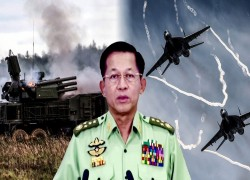 Myanmar embraces Russian arms to offset China's influence