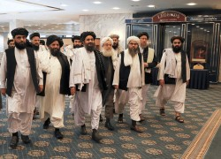 Taliban's diplomatic offensive