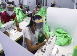 Myanmar coup clouds future of country's crucial garment industry
