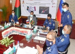 Bangladesh Police force to get two state-of-art choppers
