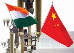 INDIAN AND CHINESE TROOPS DISENGAGING AT PANGONG LAKE, SAYS CHINA