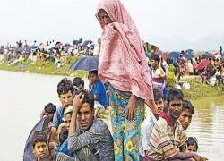 মিয়ানমার সেনাবাহিনীর চতুর রোহিঙ্গা কার্ড