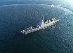 PLA destroyer flotilla joins multinational drills in Pakistan with US, Russian navies