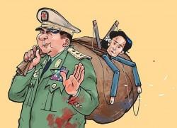 Bangladesh keeps an eye on Myanmar