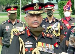 Indian Army chief calls for renewed focus on Northeast amid 'rising footprints of China'