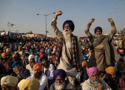 Farmers' protests are a turning point for India's democracy