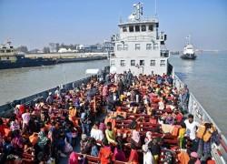 Bangladesh to move more Rohingya Muslims to remote island