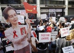 Gen Z breaks out from Suu Kyi's shadow, takes charge of resistance against Myanmar coup