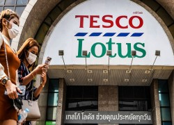 TESCO DISAPPEARS FROM SOUTHEAST ASIA AS CP RENAMES OUTLETS