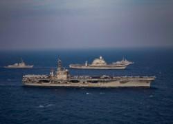 Pakistan accuses India of stoking conflict in Indian Ocean